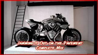 Royalty Free :Jam it Out on the Pavement [Complete Mix]
