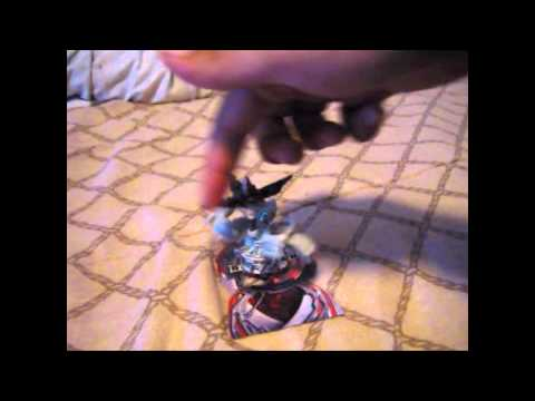 Baku-Nano Review Copper Hyper Pulsor & Silver Hammermor.wmv