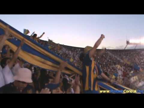 La Hinchada Canalla (Los Guerreros) vs River Plate (26/11/11)