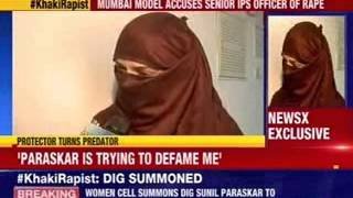DIG Sunil Paraskar from Mumbai accused of raping a model - NEWSXLIVE