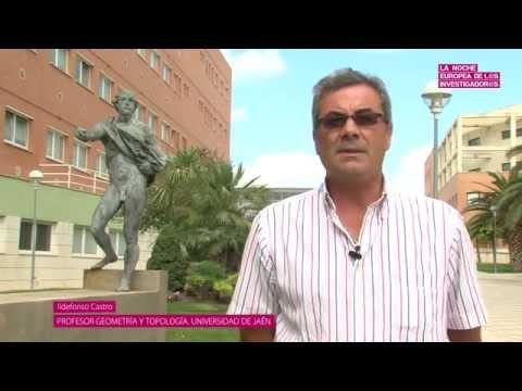 Idelfonso Castro trae el humor a la Noche Europea de los Investigadores