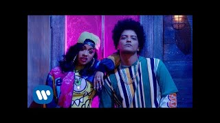 Bruno Mars Feat. Cardi B - Finesse (Remix) (Official Video) ( 2017 )