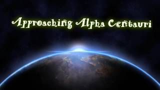 Royalty Free :Approaching Alpha Centauri