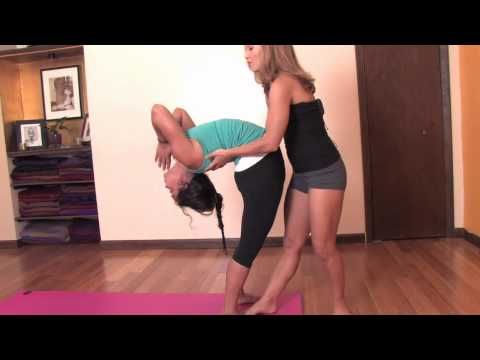 Standing Up and Dropping Back, with Kino MacGregor