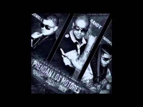 Prendan Los Motores  Jowel y Randy Ft Farruko Official Preview) 2013