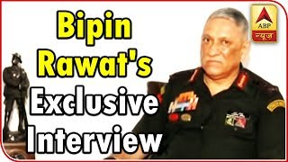 Army will carry out another surgical strike if required, Army Chief Bipin Rawat tells ABP - ABPNEWSTV
