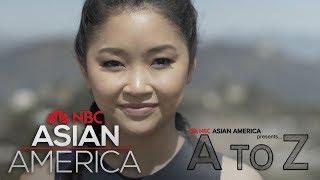 A to Z 2018: Lana Condor, Actress Who Sees Growth In Racial & Gender Challenges | NBC Asian America - NBCNEWS