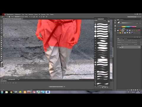 HMONGbuy.COM - как сделать размытый фон в photoshop CS6 Урок 8