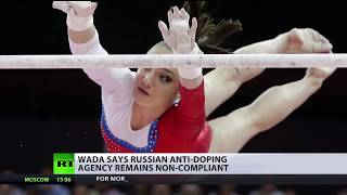 WADA: Russian anti-doping agency remains 'non-compliant' - RUSSIATODAY