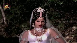 Raja Raja Full Video Song | Jagan Mohini Telugu Movie Songs | Jayamalini | Narasimha Raju - MANGOMUSIC