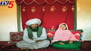 Old Arab sheikhs Married 13-Years-Old Girls In Old City ,Hyderabad - TV5NEWSCHANNEL