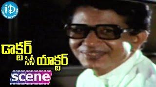 Doctor Cine Actor Movie Scenes - Krishna Struggles Hard To Get Into Film Industry || Jayasudha - IDREAMMOVIES
