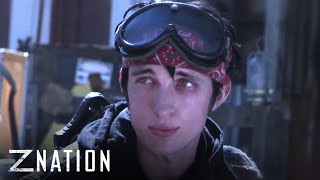 Z NATION | Season 4, Episode 11: Unhappy Returns | SYFY - SYFY