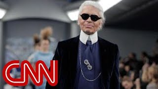 Karl Lagerfeld, pioneering fashion designer, has died - CNN