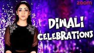 Yami Gautam On Diwali Celebrations, Life Changing Moment & More | Diwali Beats - ZOOMDEKHO