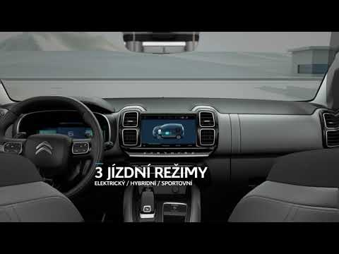 Autoperiskop.cz  – Výjimečný pohled na auta - SUV C5 AIRCROSS HYBRID JE NA ČESKÉM TRHU!