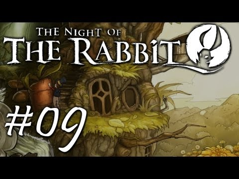 The Night of the Rabbit #09: Ein uralter Trick [German|Deutsch]