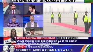 Obama in India: Obama's visit a symbol of changing ties, says MEA - NEWSXLIVE