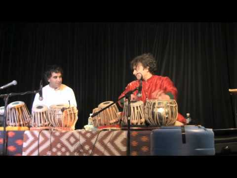 Circle of Rhythm  and ANEESH PRADAN pt 1