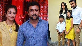 Actor Suriya Jyothika Family Photos Latest Photos | Tollywood Updates - RAJSHRITELUGU