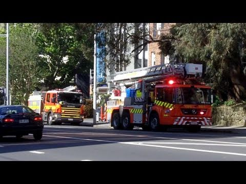 Enough Fire Trucks? . Auckland NZ, 12 & 13 Oct 2010