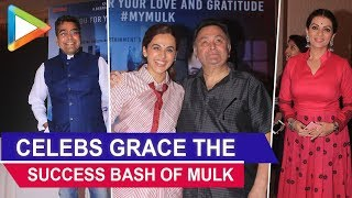 MULK thanks giving party with whole team - HUNGAMA