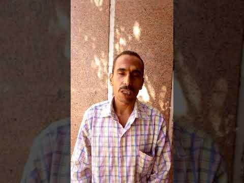 رسالة الى السيد فخامة الريس من صعيد مصر - صوت وصوره لايف