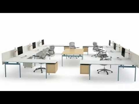 Hệ thống bàn làm việc văn phòng