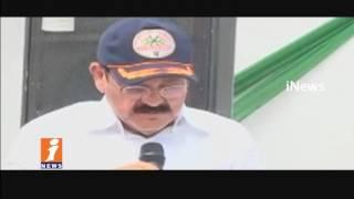 Venkaiah Naidu Warns Pakistan On Terror | Kargil Parakram Parade In Delhi| iNews - INEWS