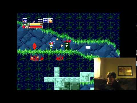 Cave Story Episode 4: Making a Bomb