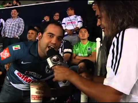 EL COLOR DE RUFO; MONTERREY VS CRUZ AZUL