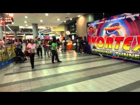 Sony HX9V 1080P Low Light Challenge - Mall Indoors 16X Zoom - MP4 Sample