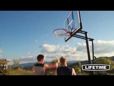 Lifetime Elite 52 in. Portable Basketball Hoop