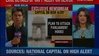 Security tightened in national capital; CRPF alert ahead of Republic Day - NEWSXLIVE