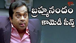 బ్రహ్మానందం కామెడీ సీన్స్ || Brahmanandam Ultimate Comedy Scene - NAVVULATV