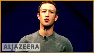 🇬🇧 UK investigates Facebook over Cambridge Analytica data breach | Al Jazeera English - ALJAZEERAENGLISH