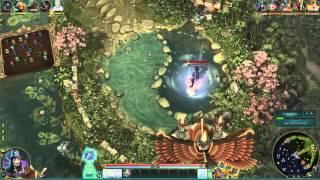 Амазонка/лучница Prime world Полезный дд в сложной игре