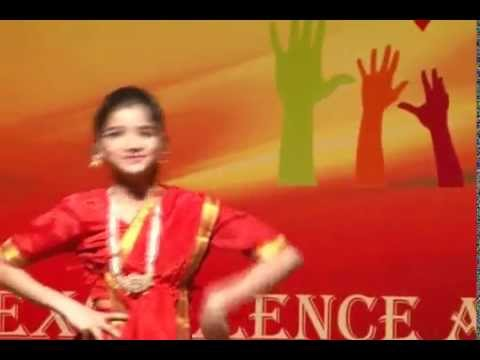 Radhika Mukherjee Live Performance In R.k Excellence National Award 2011' New Delhi