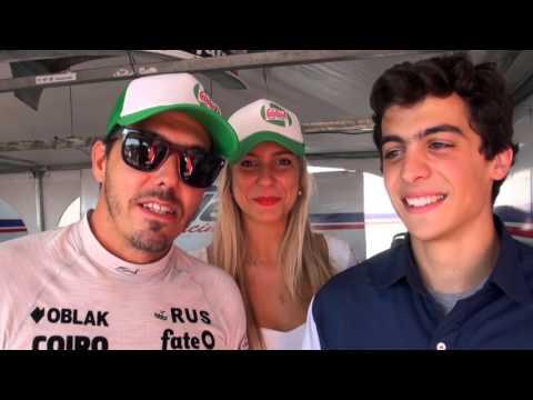 El Rayo presenta su piloto invitado