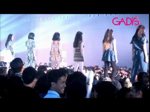 GSFR 2013: Fashion Show Alumni GADIS Sampul (2)