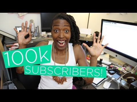 HOLY CRAP! 100k Subscribers vlog!?