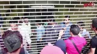 اتفرج | أمن المترو يمنع الصحفيين من تصوير حادث «العباسية»