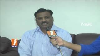 Singareni Director of Operation Chandrasekhar On Singareni Collieries Strike | iNews - INEWS