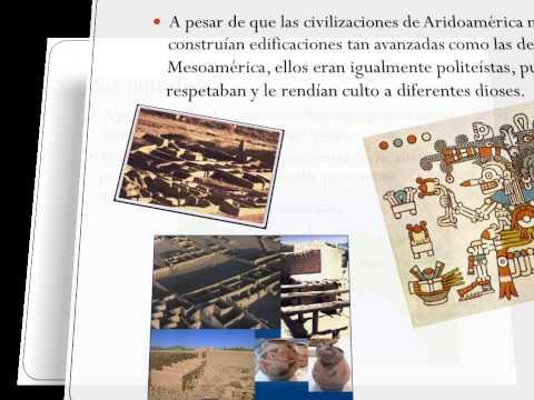 Aridoamerica y Mesoamérica