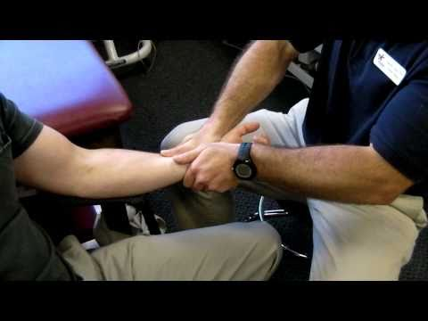 Wrist and elbow joint mobilizations 5 techniques