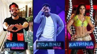 Dance Battle: Prabhu Deva, Varun Dhawan & Katrina Kaif - IANSLIVE
