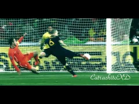 Spania VM 2010 vinnere hd