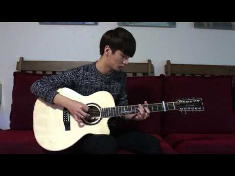 (Guns N Roses) Sweet Child O'Mine - Sungha Jung (12 Strings Ver)