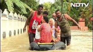 केंद्र सरकार ने केरल की बाढ़ को माना गंभीर - NDTVINDIA