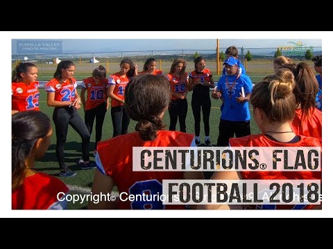 Centurions Flag Football 2018